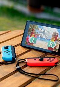 Nintendo Switch Charging
