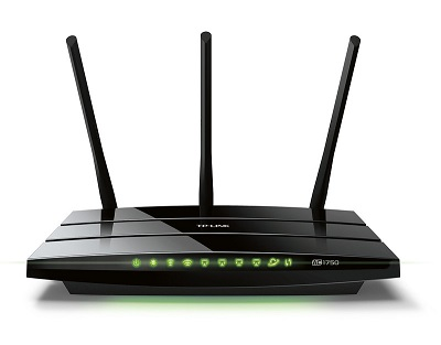 hard factory reset tp link router ac1750