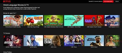hindi movies and tv