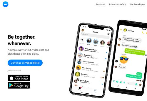 Лучшие альтернативы GroupMe - Messenger