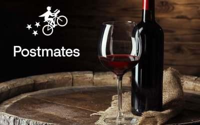 Can Postmates Deliver Wine