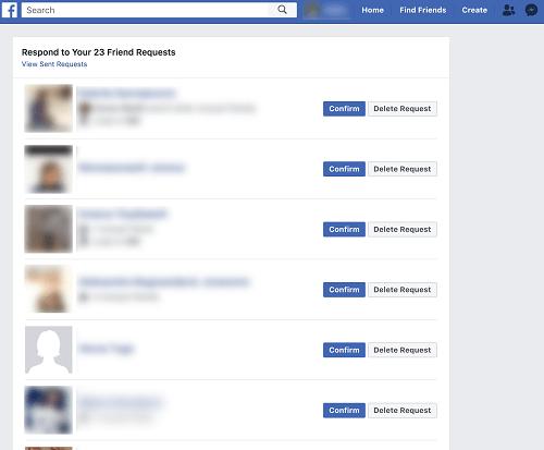 Как найти друзей в определенном городе в Facebook