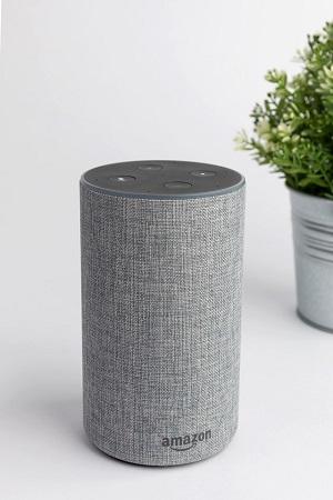 هل يمكن لـ Echo Show عرض درجة الحرارة الداخلية؟ 1