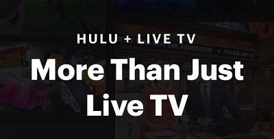 is hulu live commercial