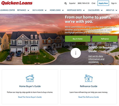 This is Quicken Loans Legit website