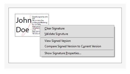 PDF How to Delete Signature