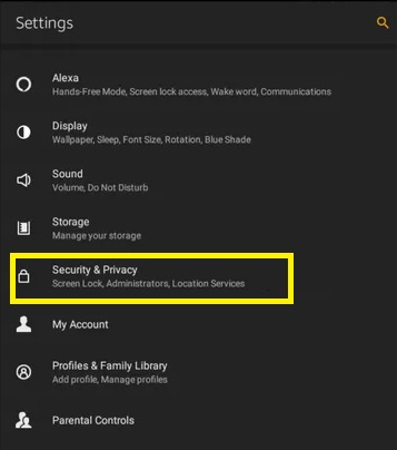 how to use google meet on kindle fire - security and privacy