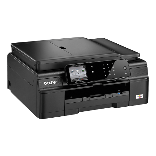 what is network key on a brother printer