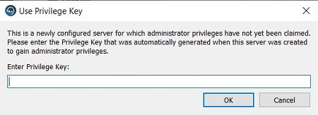 privilege key