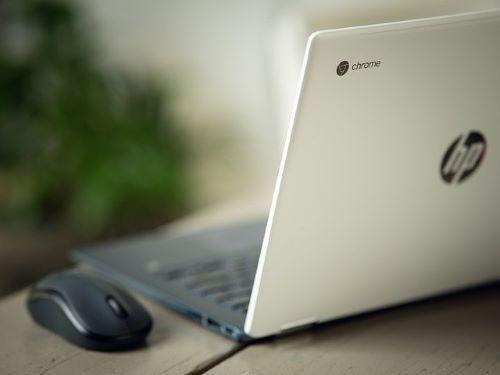 screenshot on Chromebook
