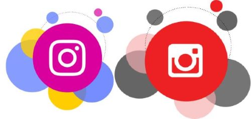 upload a photo to Instagram