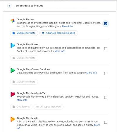 How to Backup Photo Uploaded to Google Photos