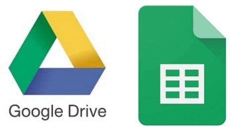 Organize Google Sheets into Folders