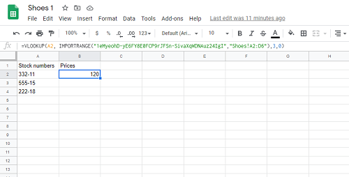 Use Vlookup From Another Workbook