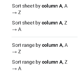 how to alphabetize and keep rows together