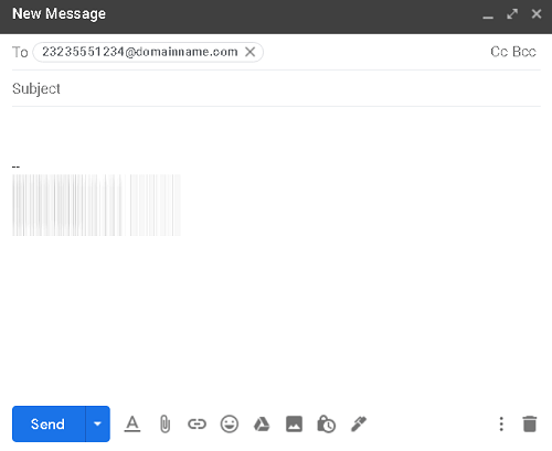 How To Send Fax Directly From Gmail