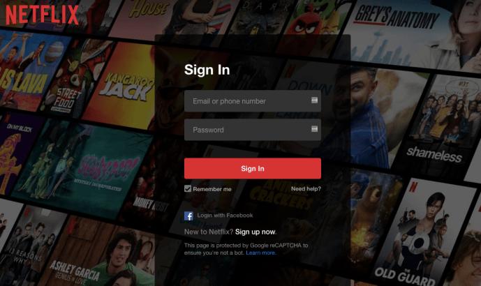 Como expulsar pessoas do seu Netflix