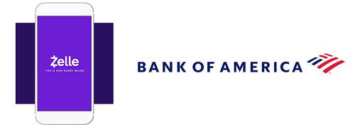 Zelle Bank of America