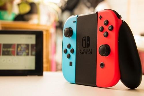 Apps auf Nintendo Switch blockieren