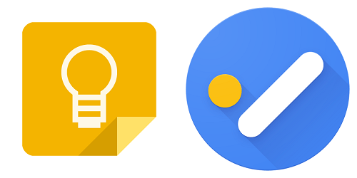 the Difference Between Google Keep and Tasks