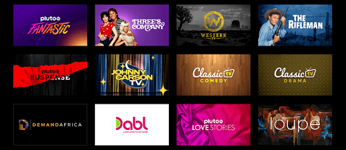 Pluto TV Keep Changing Channels