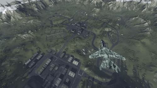 Use Airstrike PS4