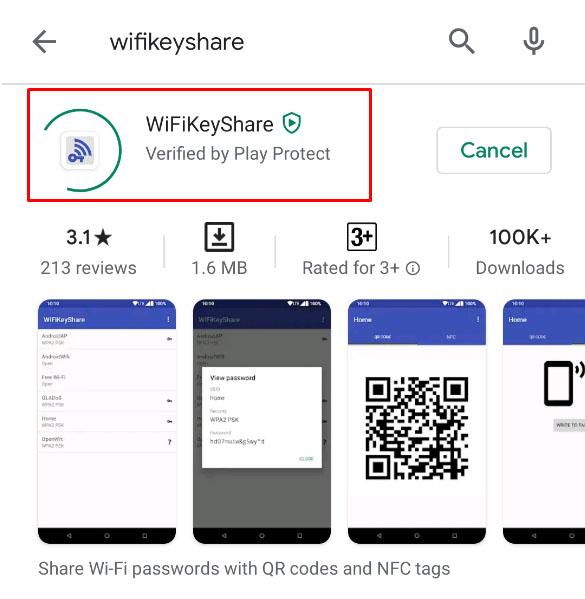 Hướng dẫn cách vào Wi-Fi không cần mật khẩu vô cùng dễ làm 15