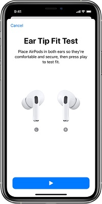 airpods pro change tips