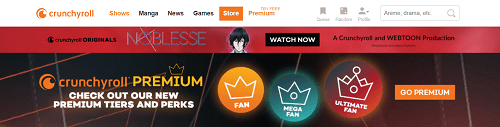 what is difference between crunchyroll premium and premium plus