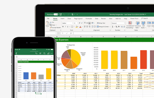 Change Y Axis in Excel