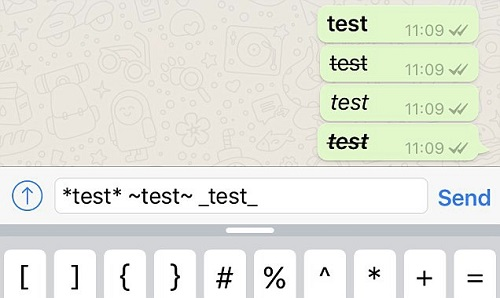 How to Edit Message on WhatsApp