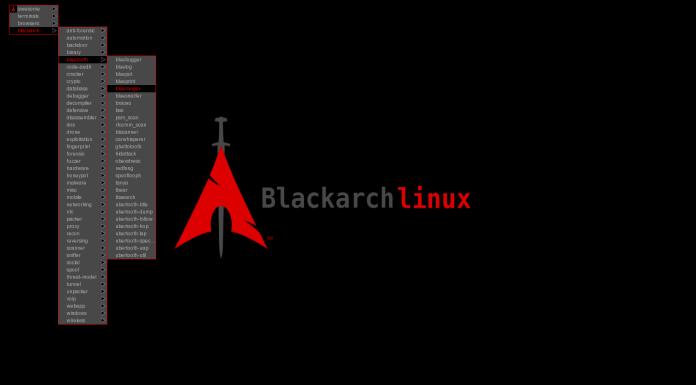 black-Arch tech jusice