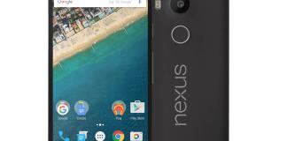 LG Nexus 5X -TECH JUSTICE