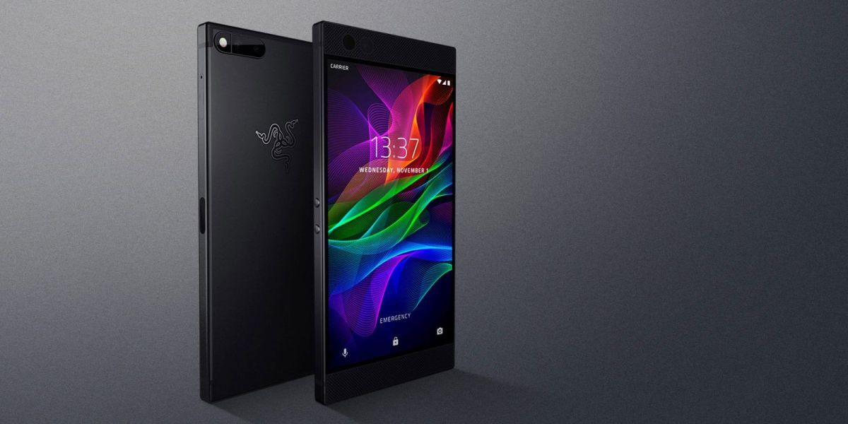 Razer Phone Now Available for Purchase in the United States