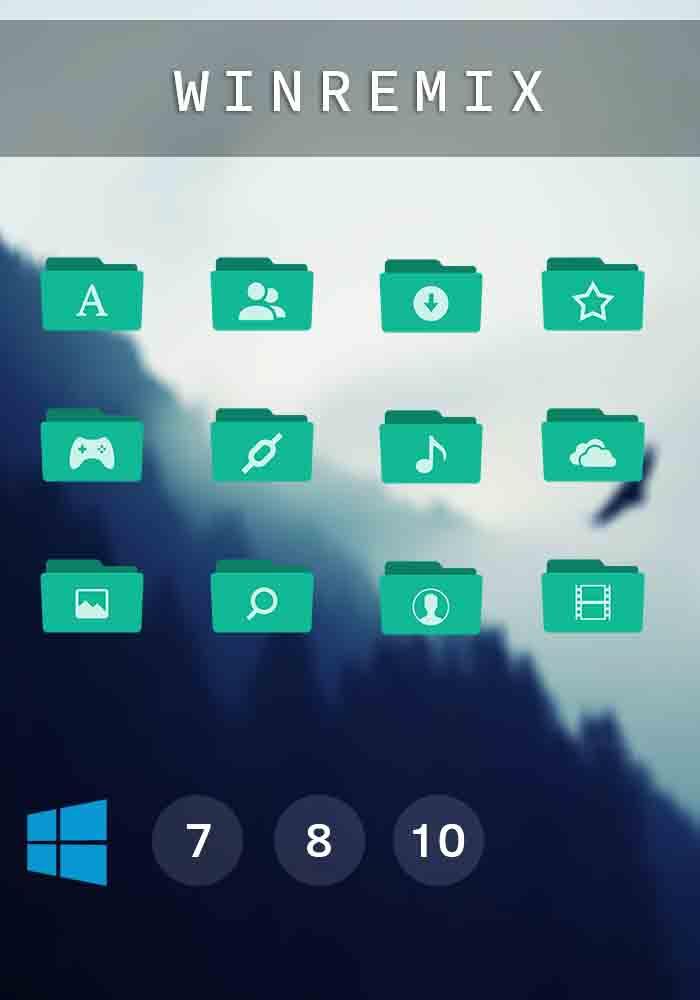 Best Icon Pack Windows 10