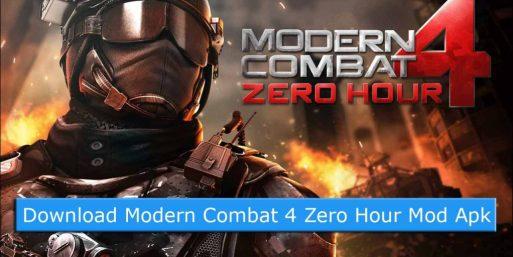 modern combat sandstorm apk+obb free download