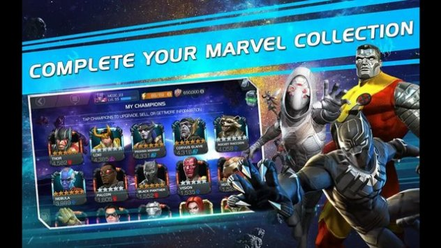 marvel contest of champions mod apk unlimited units 2018 download
