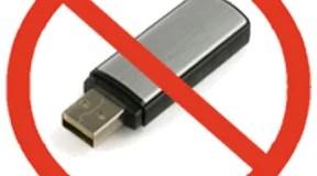 كيف تمنع استخدام أقراص تخزين الـ USB أو الفلاش دسك على جهازك