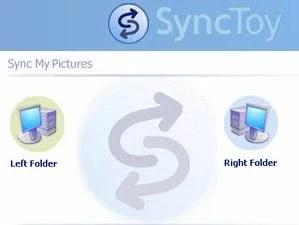 كيفية أخذ نسخة احتياطية لملفاتك باستخدام SyncToy