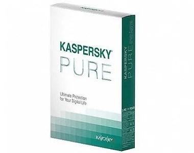 احصل على Kaspersky PURE Total Security أصلي مجاناً