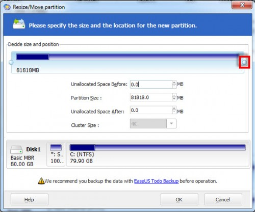 EaseUS Partition Master Home Edition - 02