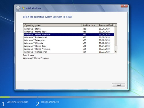 install new windows without deleting the old one - 03