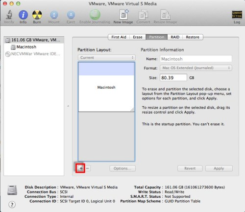 resize mac partitions - 06