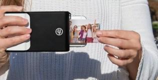 اطبع صورك من هاتفك مباشرة باستخدام هذه الطابعة … وأضف فيديو سري لها أيضاً