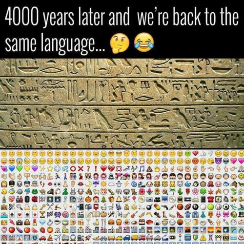 back to the same language