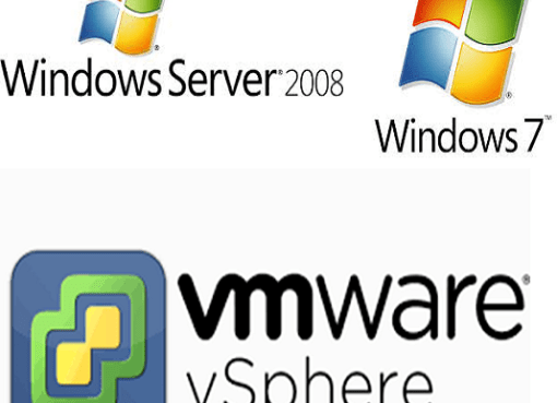 Windows 7 Windows 2008 vSphere Client Fix