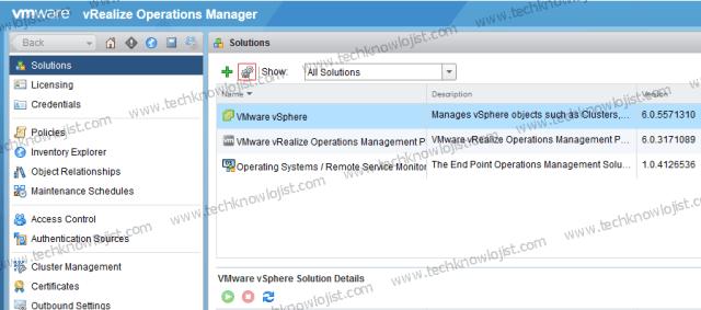 Vmware vRealize Operations Manager Kurulum Bölüm2