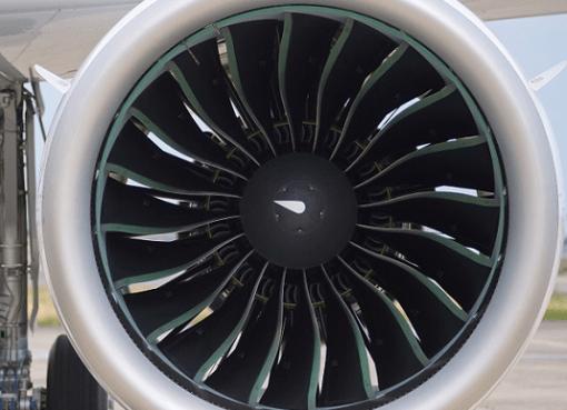 Uçak Motorlarının Ortasındaki İşaret Nedir