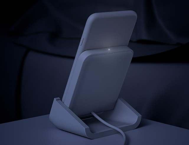 iPhone için Logitechten Kablosuz Şarj Standı