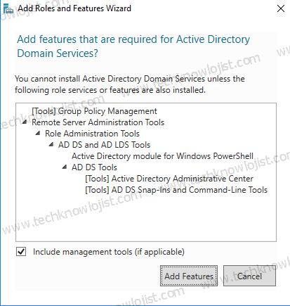 Windows Server 2016 Üzerine Active Directory Kurulumu